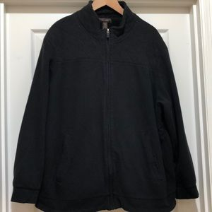 EUC Tasso Elba Quilted Sherpa Lined Jacket SizeXXL